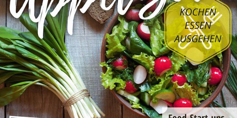Appetizer, das Genuss-Magazin für Düsseldorf
