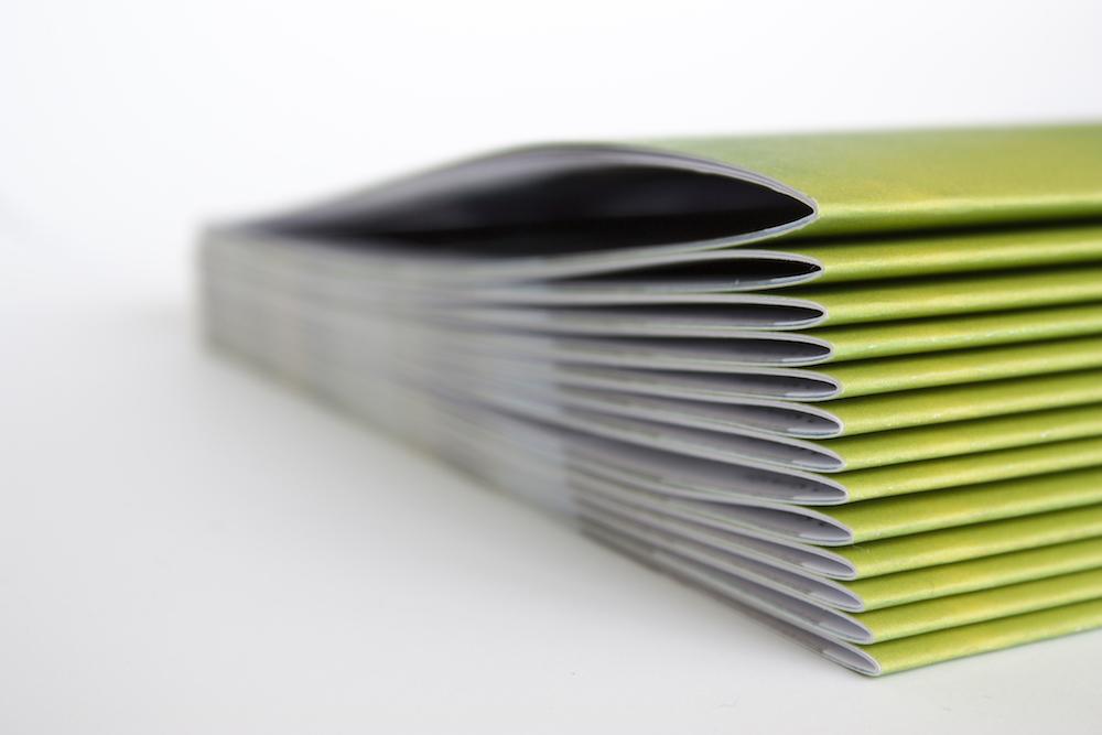 Gerne kümmern wir uns auch um den Druck Ihrer Broschüre oder Kundenzeitschrift.